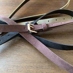 torrid Accessories - Torrid Belt Lot